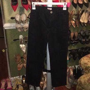 CAT & JACK black school uniform pants